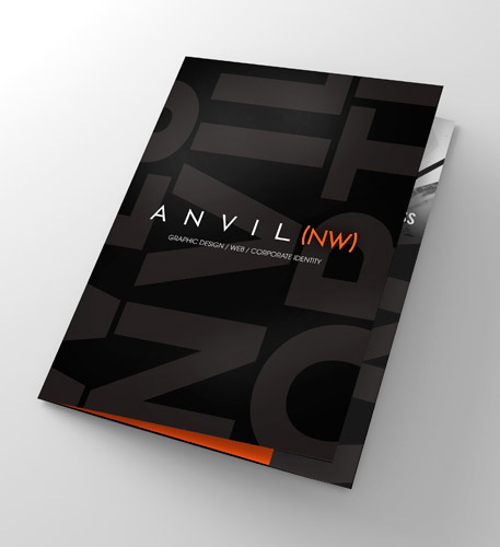 Anvil Northwest trifold cover